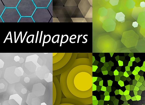 AWallpapers: 42 pattern colorati da usare come sfondo