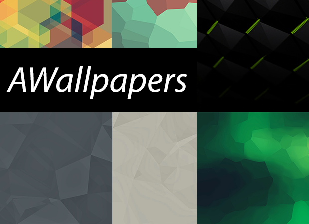 AWallpapers poligonali