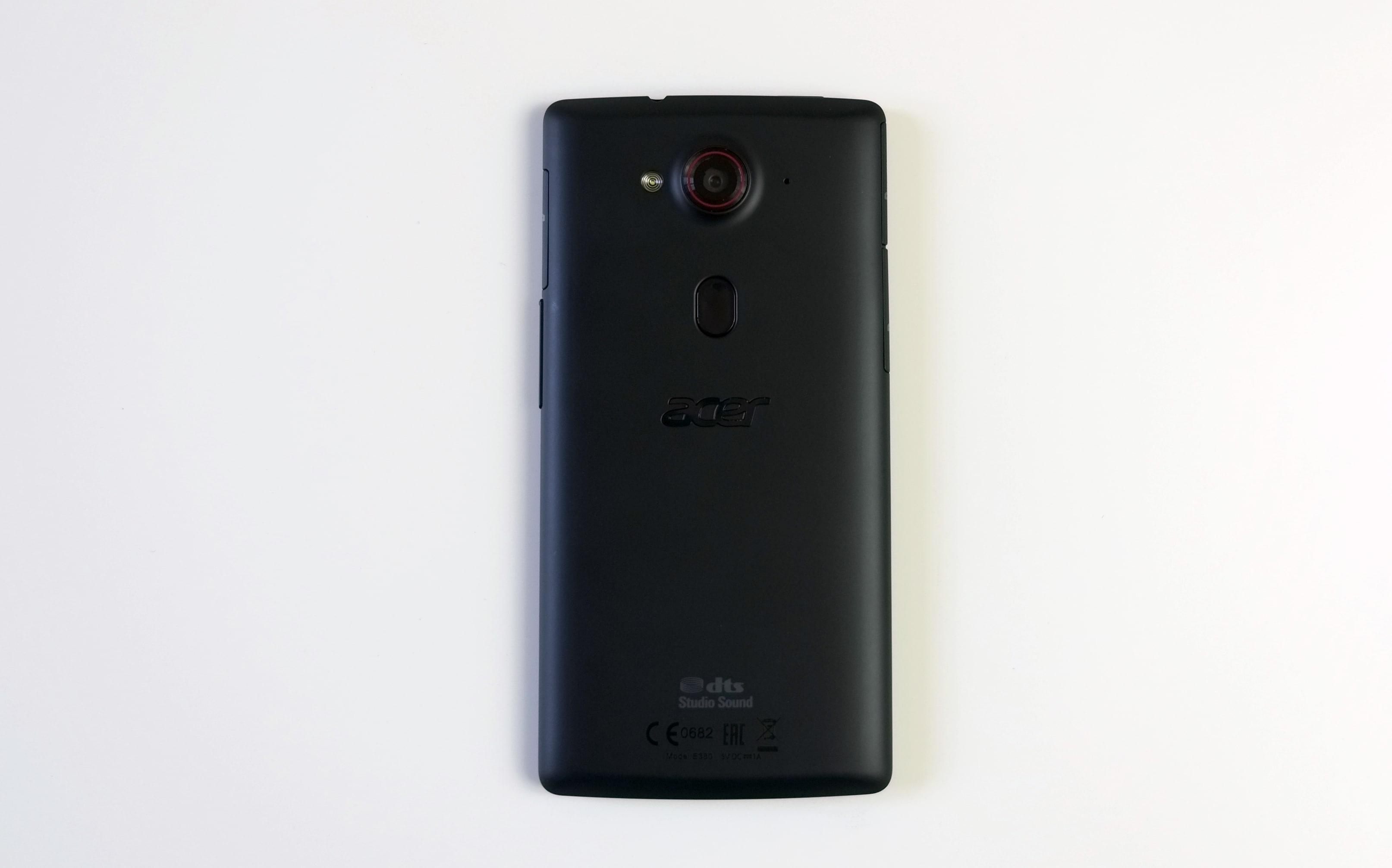 Acer Liquid E3 5