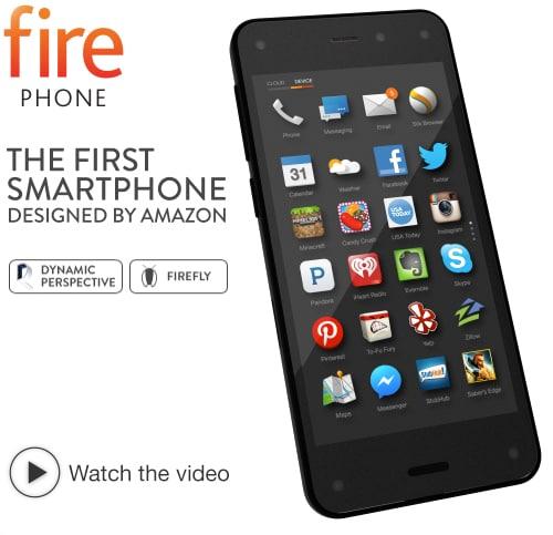 Amazon Fire Phone: hands-on del primo smartphone di Amazon (foto e video)