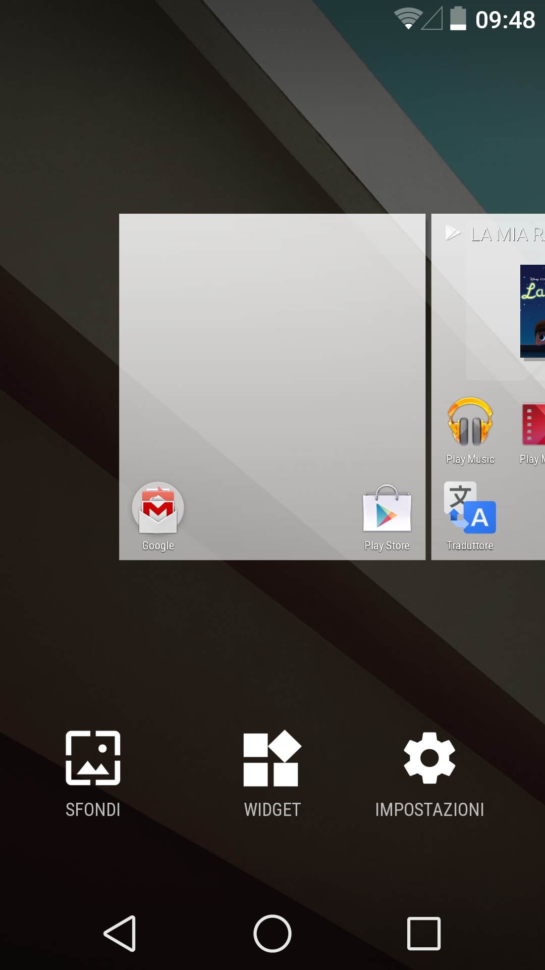 Android L Screenshot Nexus 5