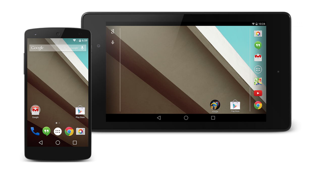 Android L final