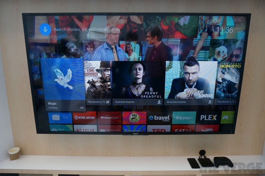Android TV The Verge Hands On (1)
