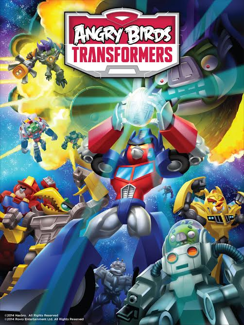 Angry Birds Transformers: nuovo titolo cross-over in arrivo da Rovio (video)