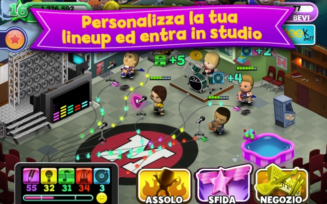Band Stars Android (2)