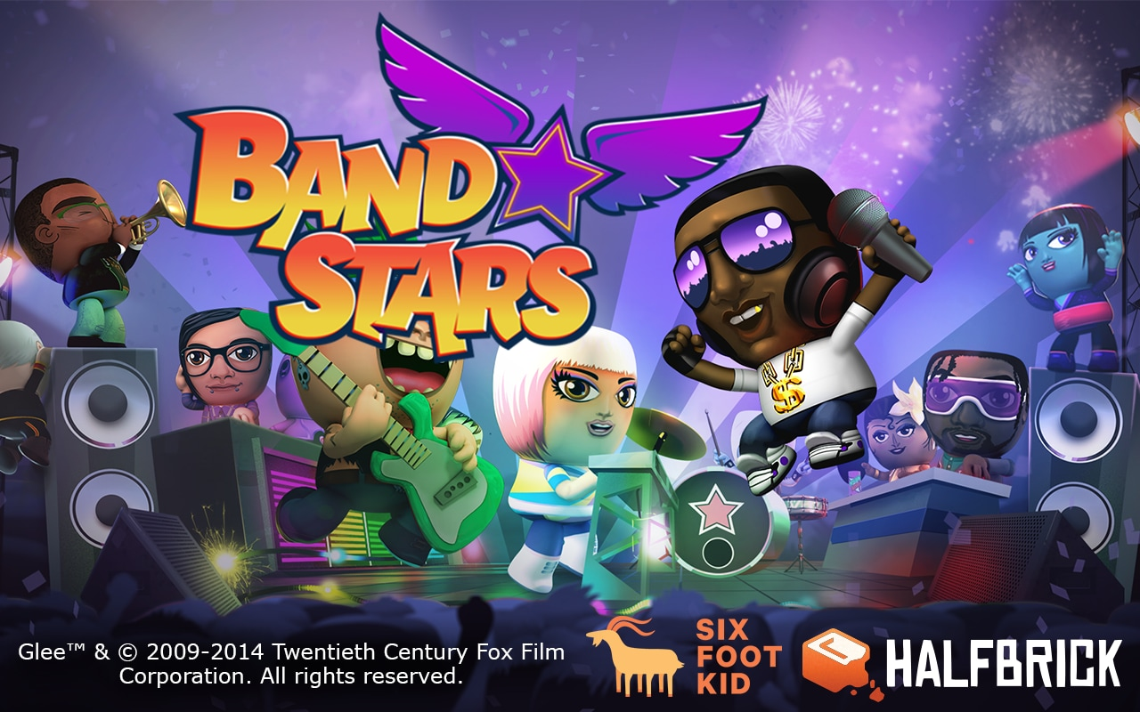 Band Stars Header