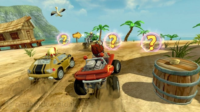 Beach Buggy Racing Android (1)