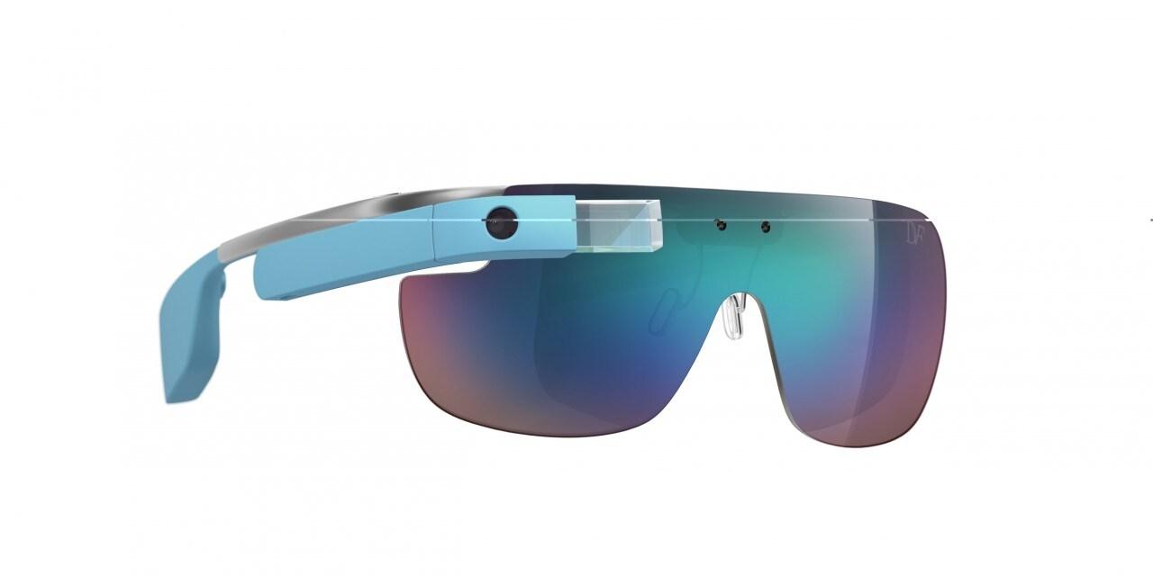 Google annuncia delle nuove montature alla moda per i Glass (foto)