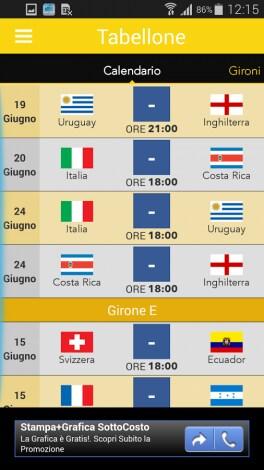Diretta Mondiali 2014 02