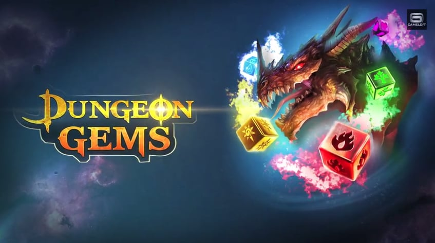 Dungeon Gems: il Puzzle RPG di Gameloft arriva su Google Play (foto e video)