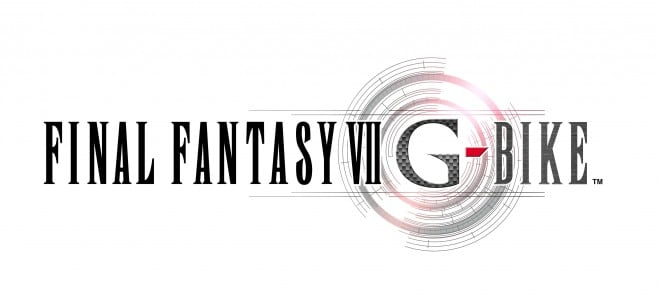 FINAL FANTASY VII G-BIKE - Title
