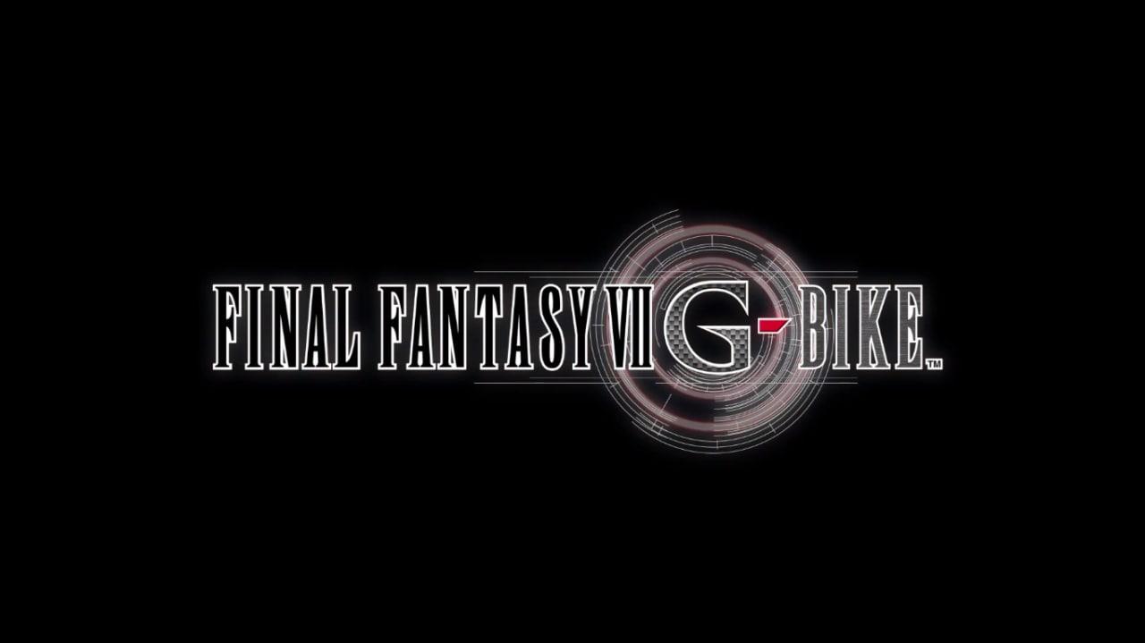 Rilasciato il primo trailer per Final Fantasy VII G-Bike (foto e video)