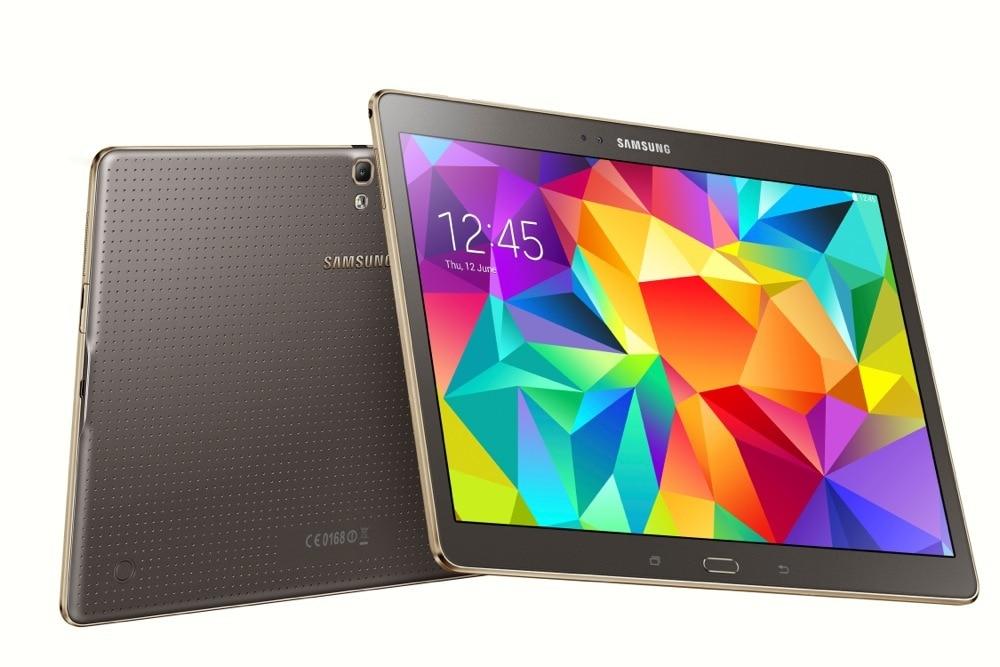 Samsung Galaxy Tab S 8.4 e 10.5 ufficiali: tablet con display AMOLED (foto e video)