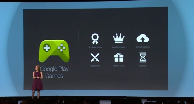 Google Play Games novità