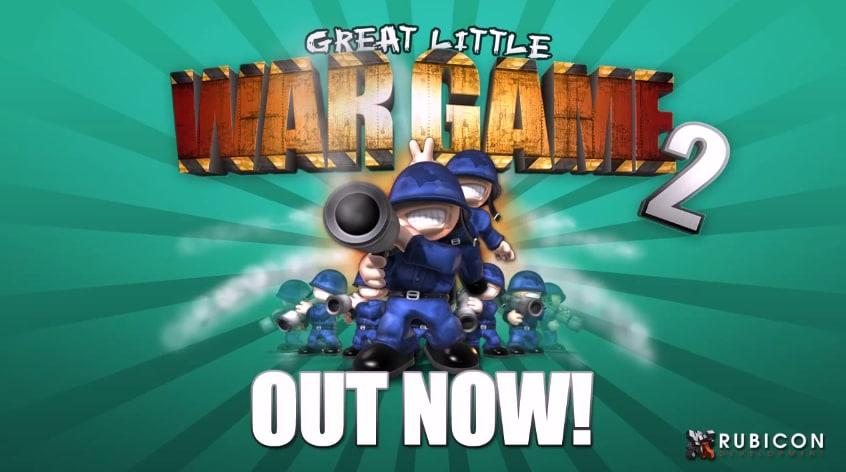 Great Little War Game 2 Header