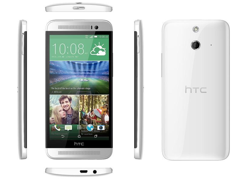 HTC One E8 ufficiale: fotocamera da 13 megapixel e scocca in policarbonato