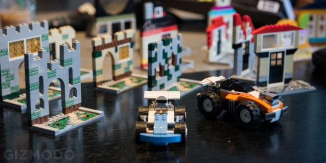 LEGO Fusion Hands-on (1)