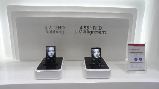 LG sviluppa un nuovo tipo di display, migliore e con consumi ridotti