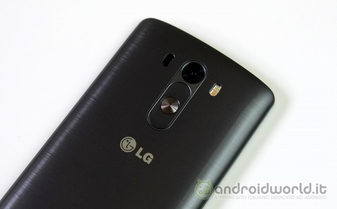 Android 5.0 Lollipop si mostra nuovamente su LG G3 (video)