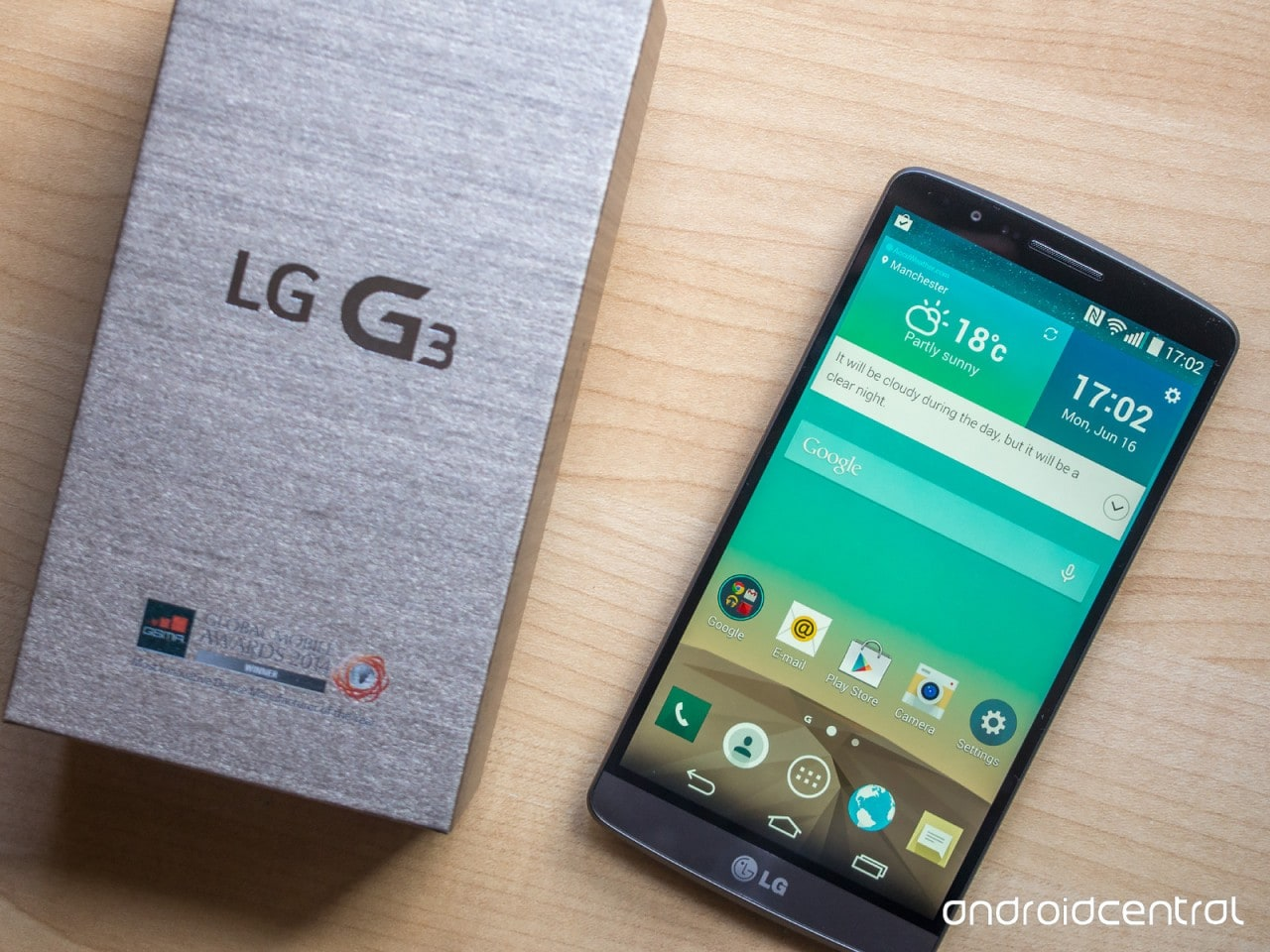 LG G3 unboxing 15