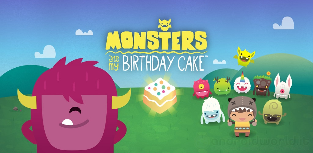 Monsters Ate My Birthday Cake Header Ufficiale