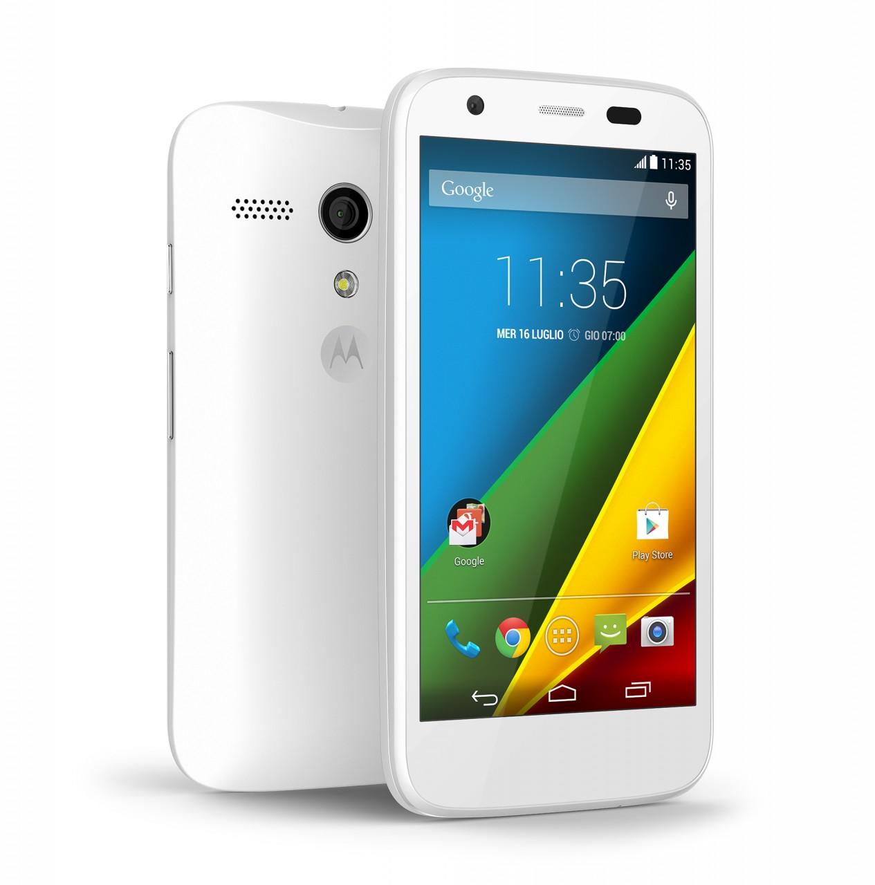 CyanogenMod 11 arriva su Moto G LTE