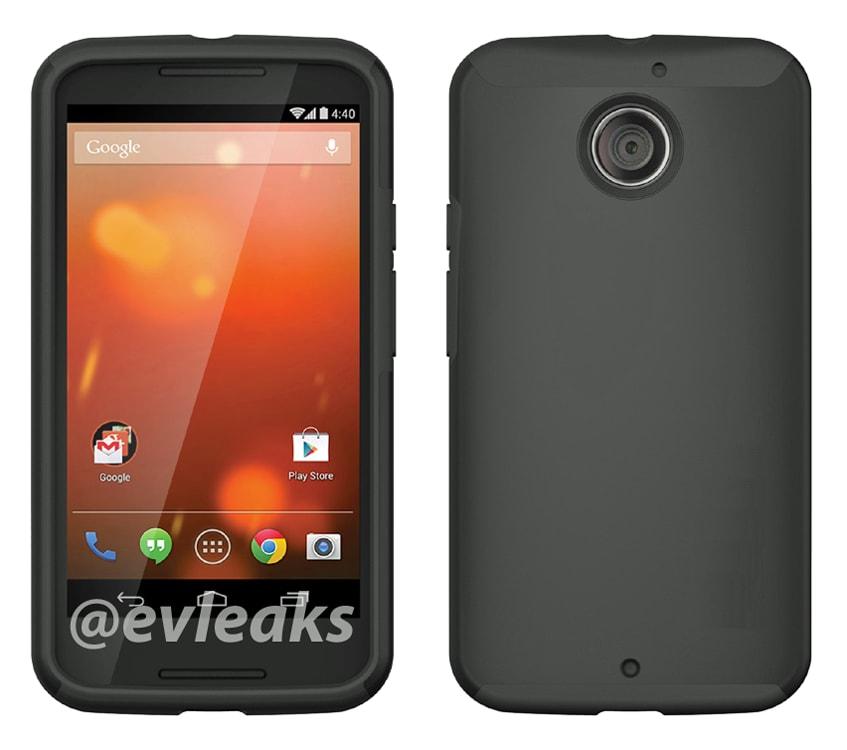 Motorola Moto X+1 si mostra in un primo render (aggiornato)