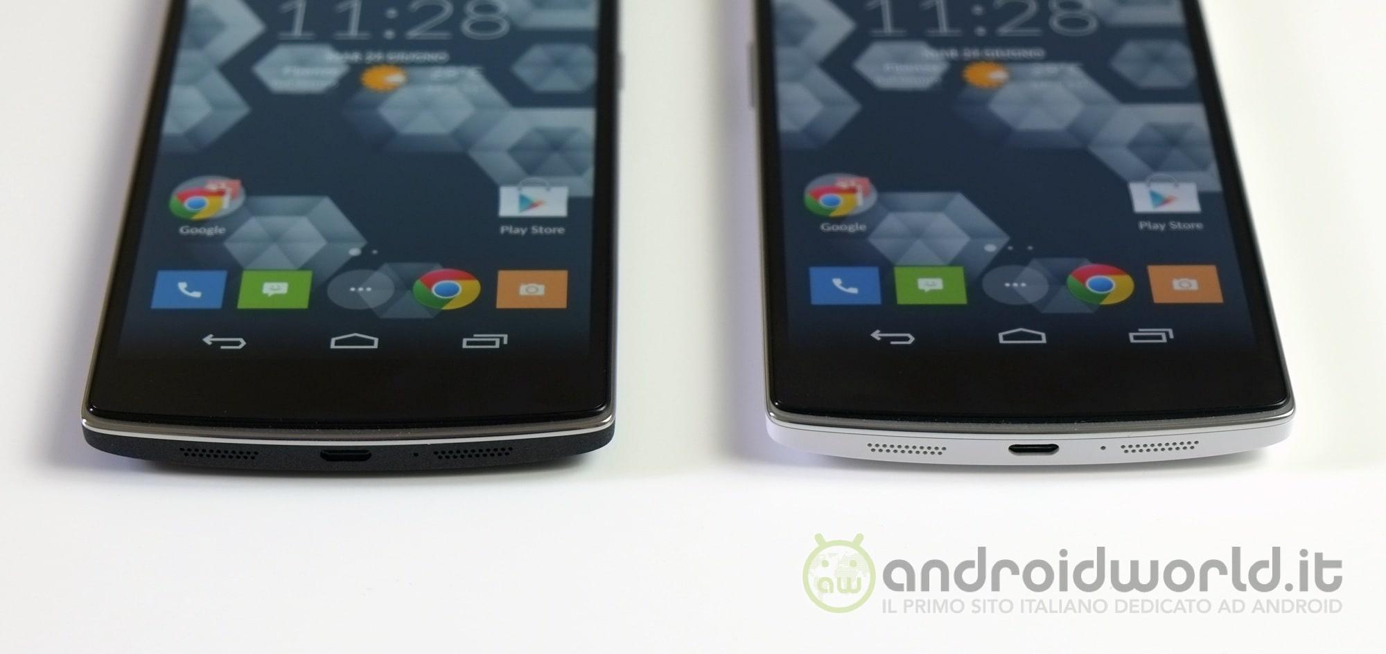 OnePlus One a confronto 3