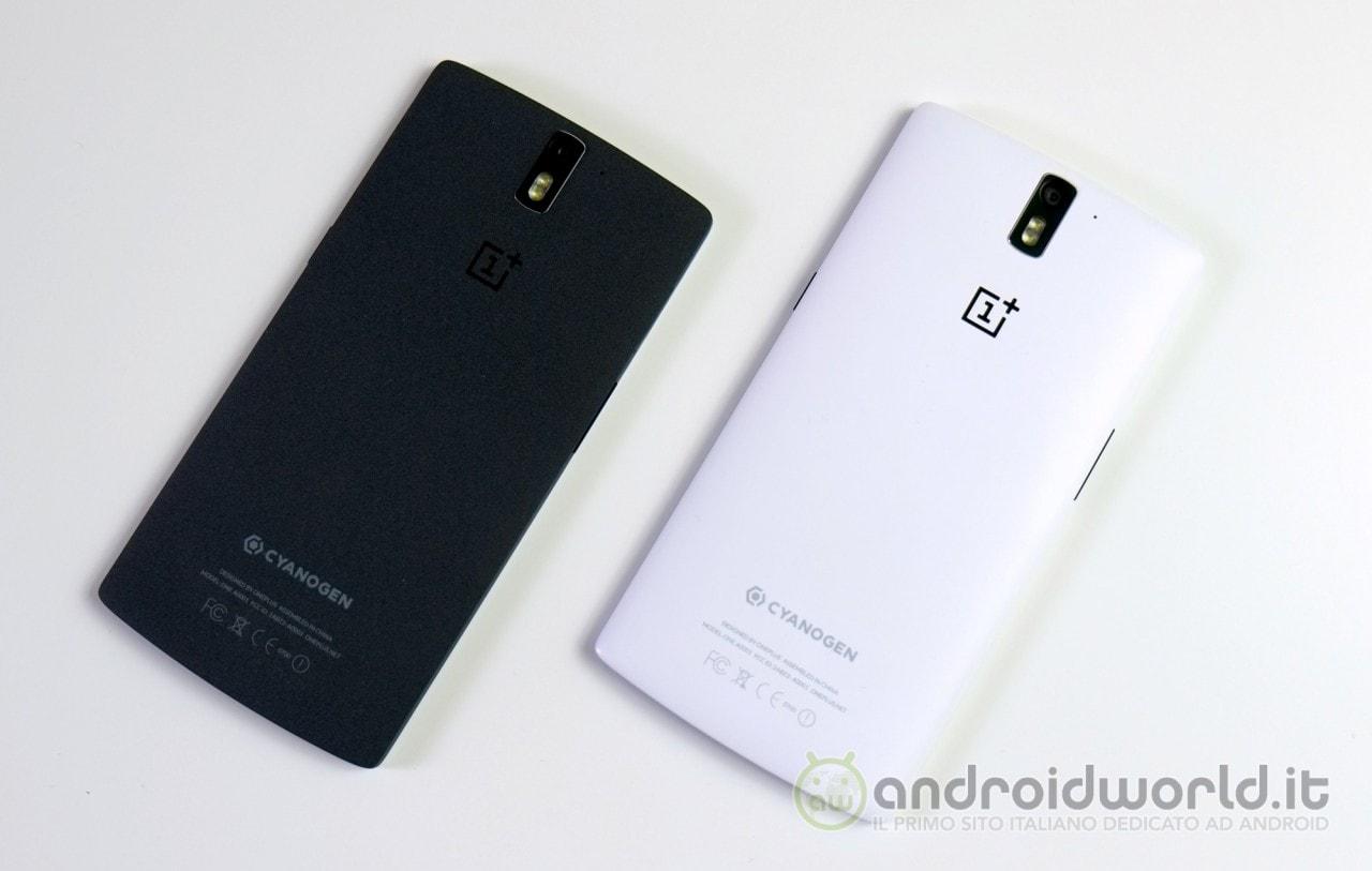 OnePlus One a confronto 7