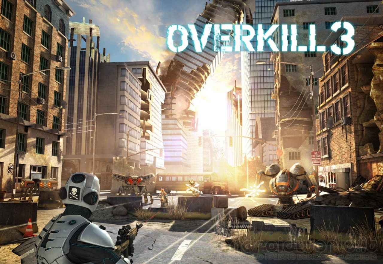 Overkill 3 Android Header