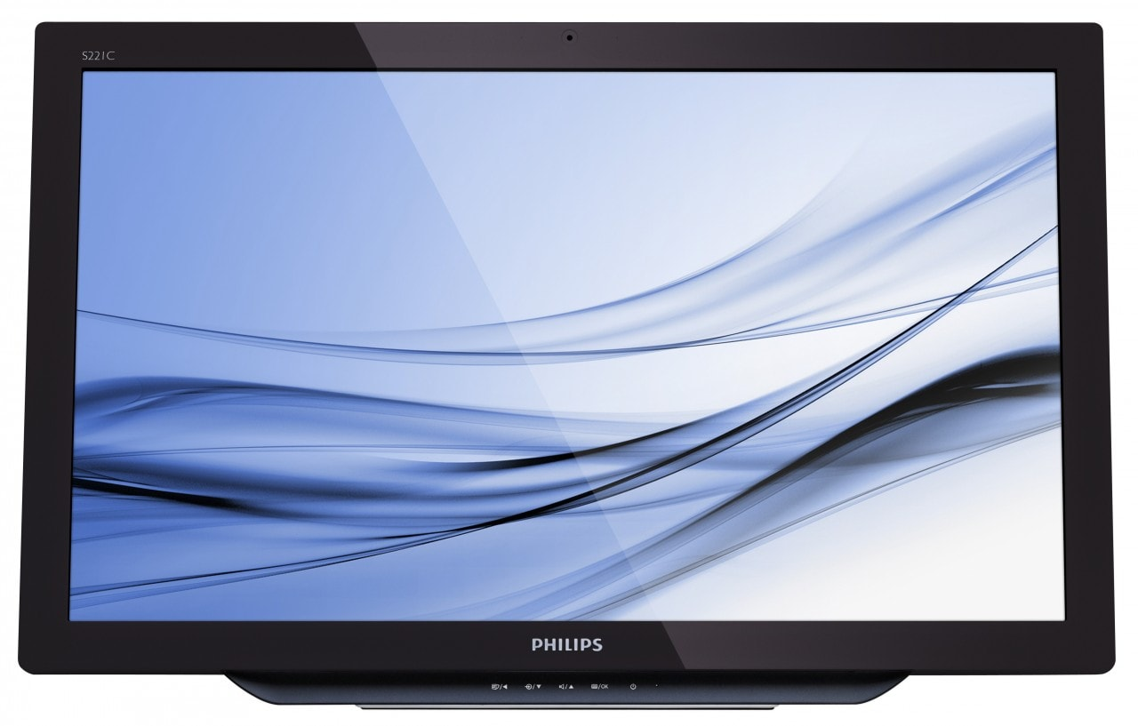 Philips Smart All-in-one, un monitor con Android (foto)