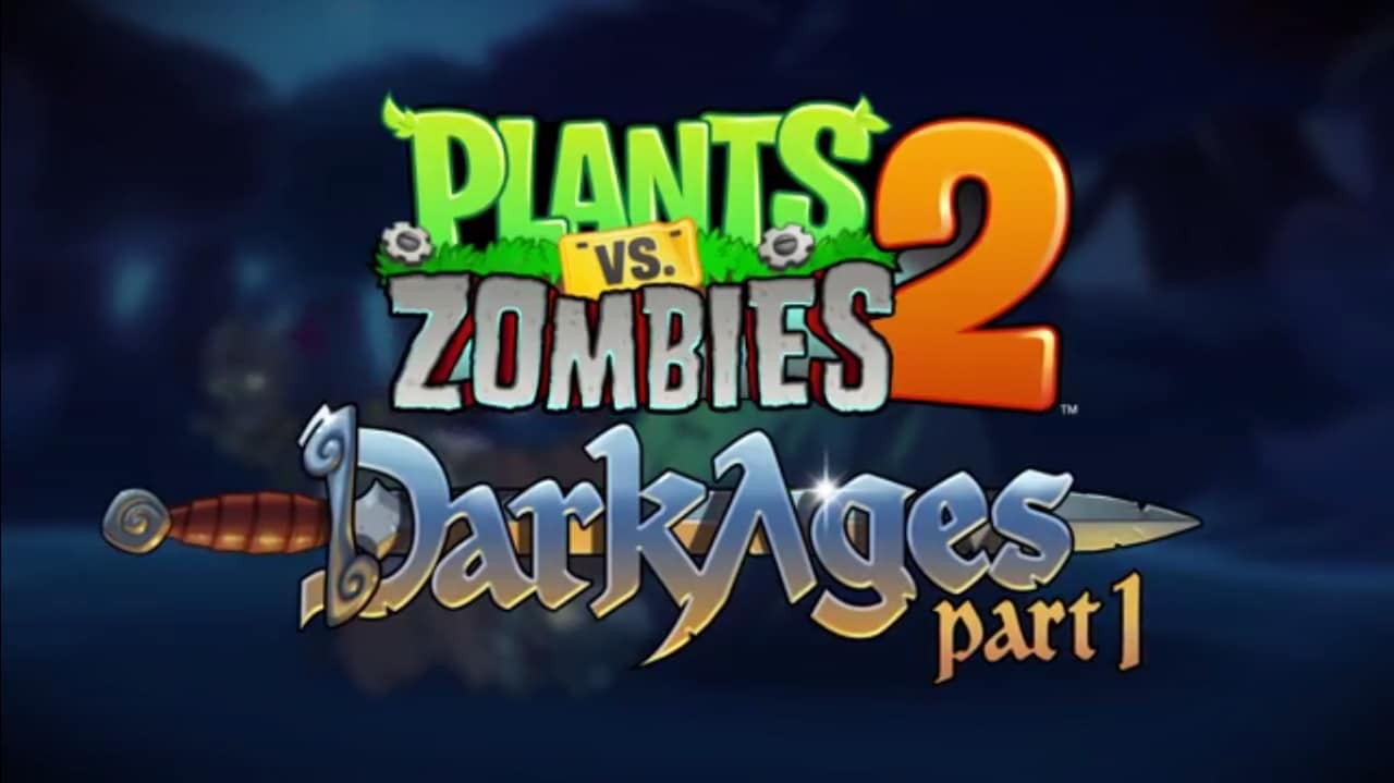 Plants Vs. Zombies 2 Dark Age