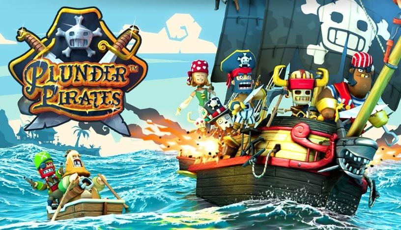 Plunder Pirates è il Clash of Clans di Rovio Stars (video)