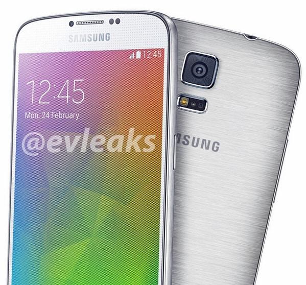 Samsung Galaxy F Render