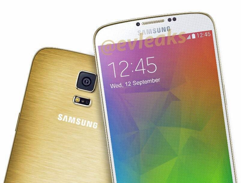 Samsung Galaxy F: ecco un render nella versione oro