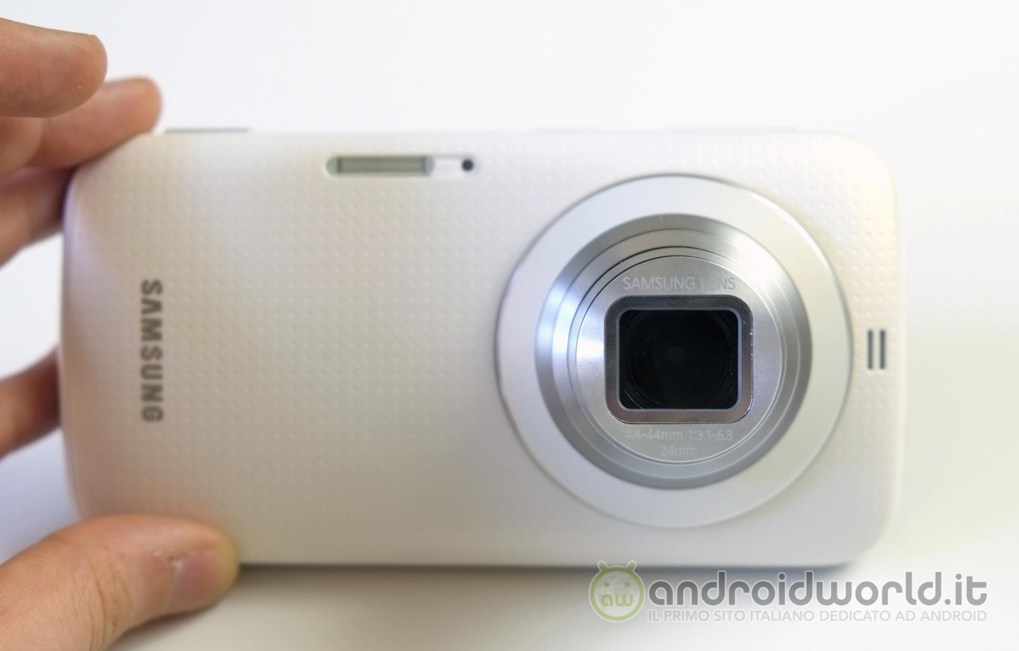 Samsung Galaxy K Zoom La Recensione Foto E Video Foto