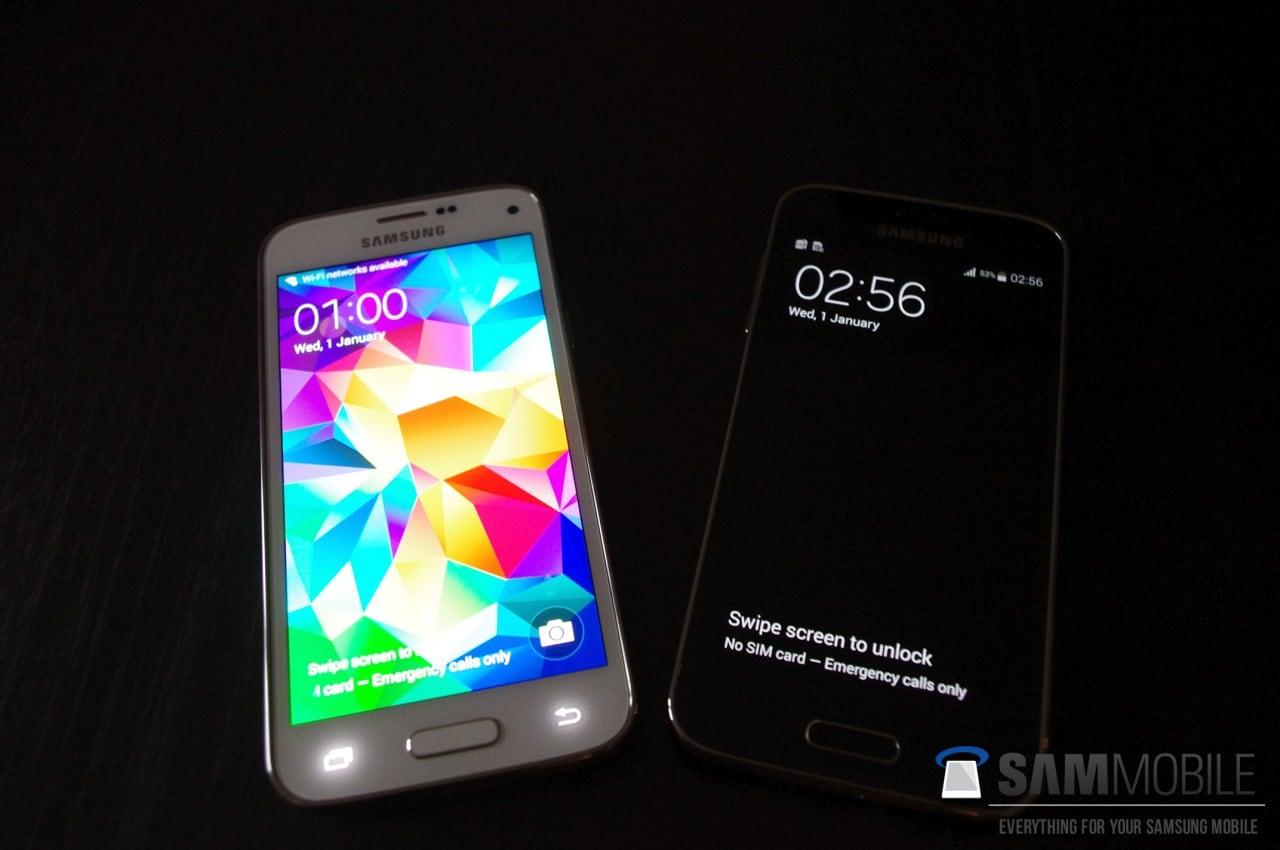 Samsung Galaxy S5 mini leak 15