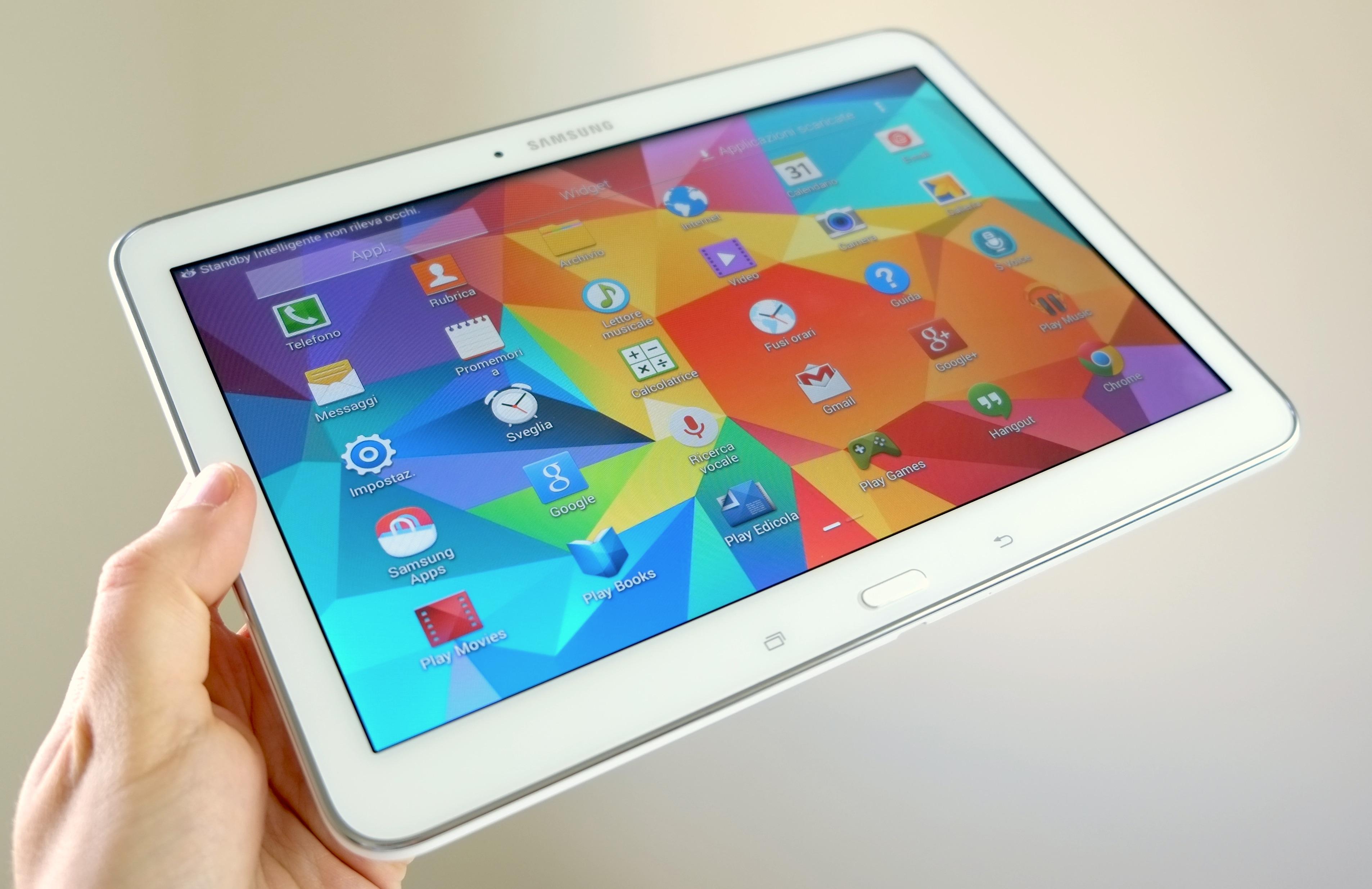 Samsung Galaxy Tab 4 10.1 7