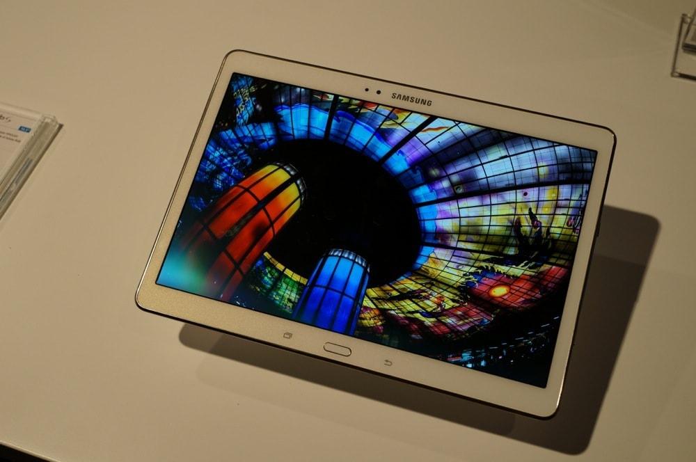 """Euronics già pronta con il Galaxy Tab S: """"il display è impressionante"""""""