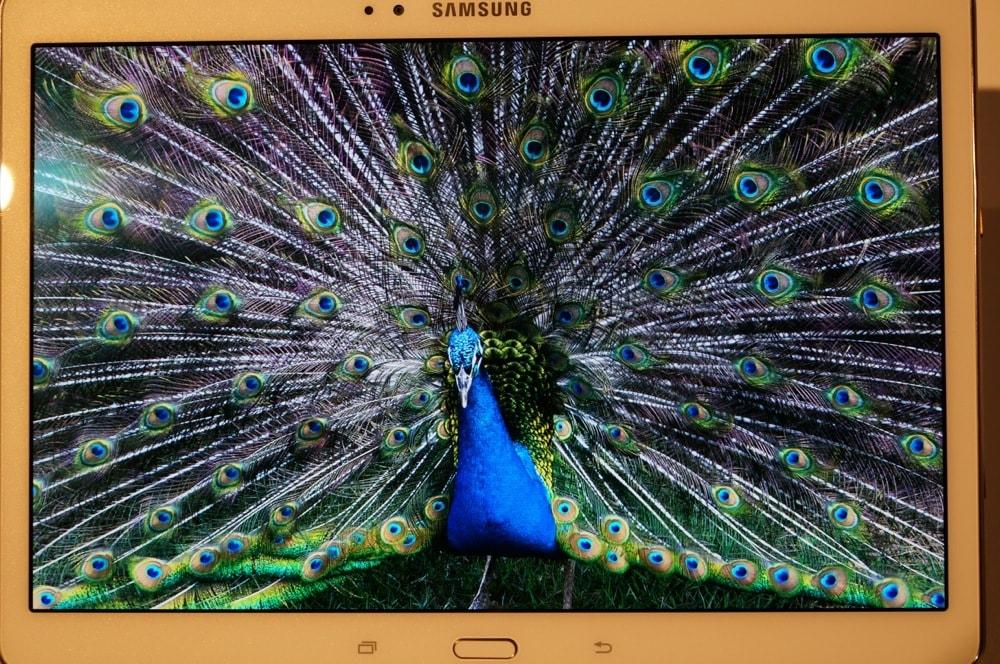 Samsung Galaxy Tab S 10.5 immagini 8