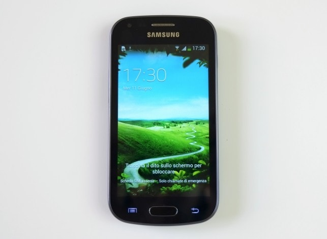 Samsung Galaxy Trend Plus 1