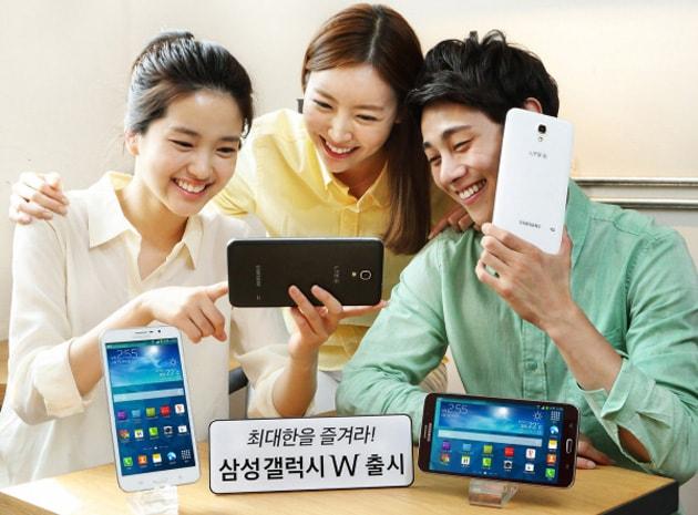 Samsung Galaxy W: caratteristiche, disponibilità e prezzo | AndroidWorld