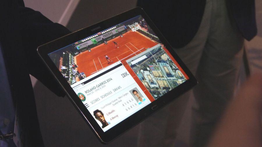 Samsung tablet 4K