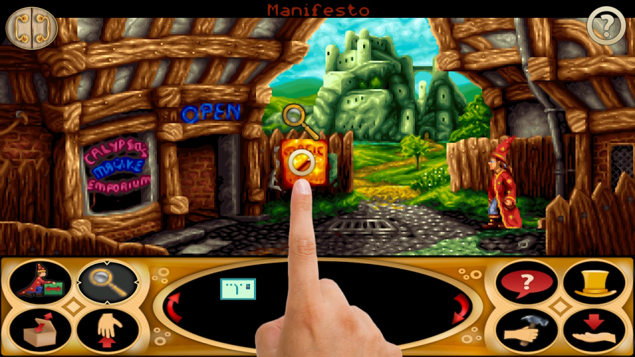 Simon the Sorcerer 2 Android (5)