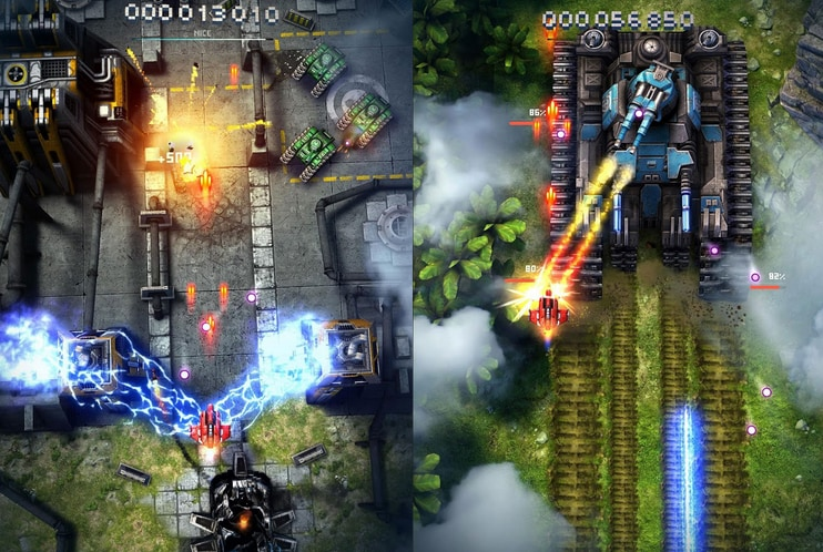 Sky Force 2014 Android