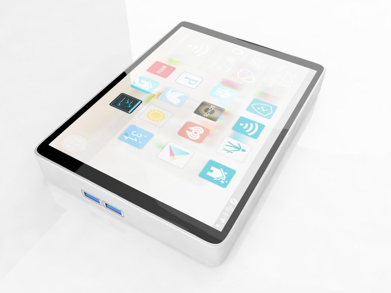Un router touchscreen con Android: ecco Soup (video)