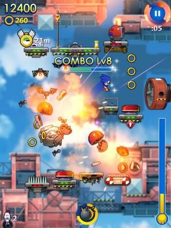 Sonic Jump Fever Galleria (1)