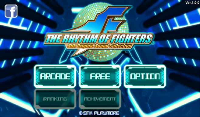 THE RHYTHM OF FIGHTERS Android (4)