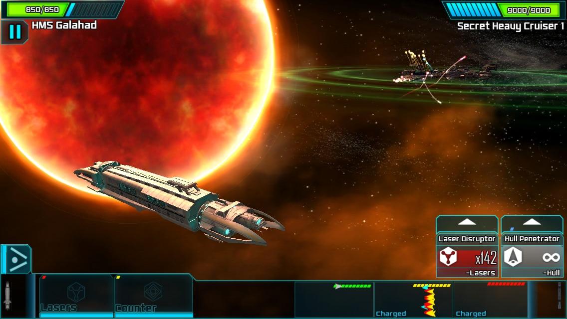 Tales of Honor: lo strategico spaziale disponibile su Google Play (foto e video)