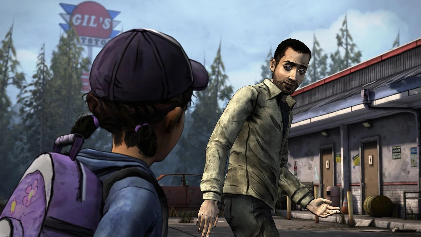 The Walking Dead Season Two Android (2)